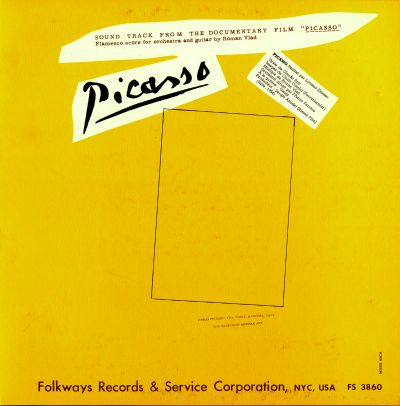 Soundtrack from the Documentary Film Picasso