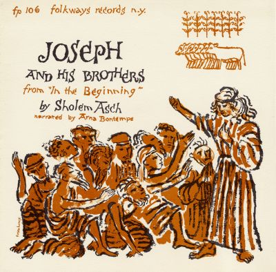 Joseph and His Brothers: From in the Beginning