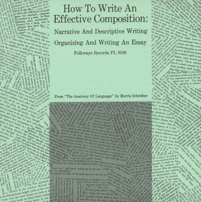 How to Write an Effective Composition