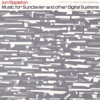 Music for Synclavier and Other Digital Systems