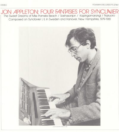 Four Fantasies for Synclavier