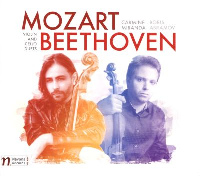 Mozart, Beethoven: Violin and Cello Duets
