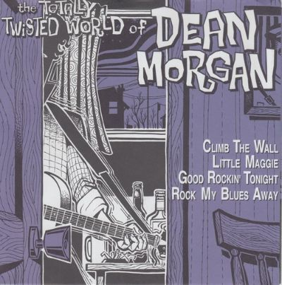 The Totally Twisted World of Dean Morgan