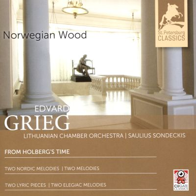 Edvard Grieg: From Holberg's Time; Two Nordic Melodies; Two Lyric Pieces