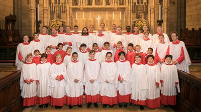 St. Thomas Choir of Men and Boys