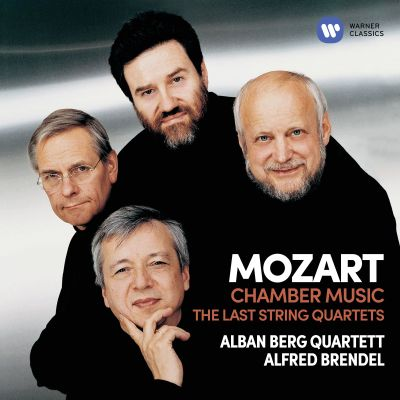 Mozart: Chamber Music - The Last String Quartets