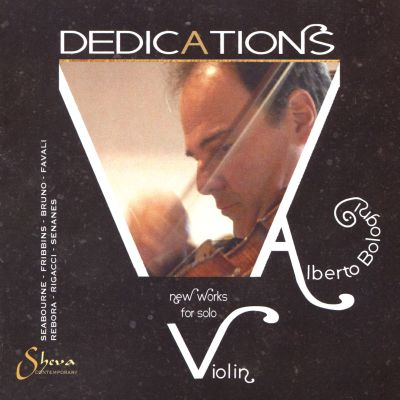 Dedications: New Works for Solo Violin