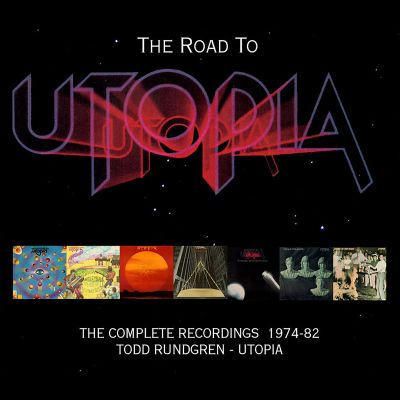 The Road to Utopia: Complete Recordings 1974-82