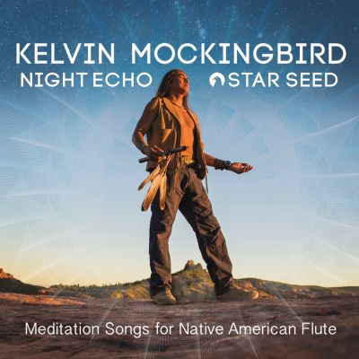 Night Echo-Star Seed: Meditation Songs for Native American Flute