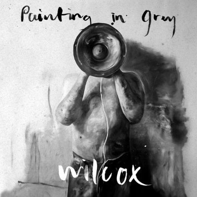 Painting in Grey
