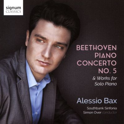 Beethoven: Piano Concerto No. 5; Works for Solo Piano