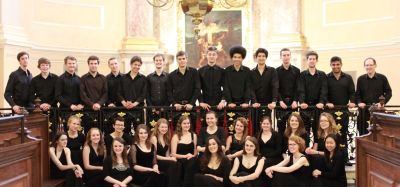 Choir of the Queen's College, Oxford