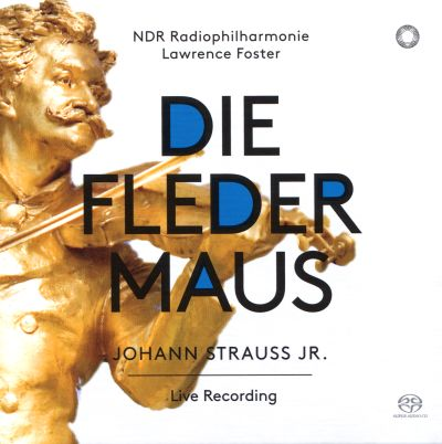 Die Fledermaus (The Bat), operetta (RV 503)