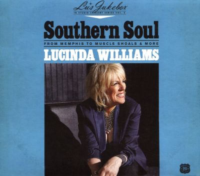 Lu's Jukebox, Vol. 2: Southern Soul – From Memphis to Muscle Shoals
