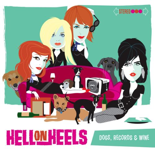 Dogs, Records and Wine