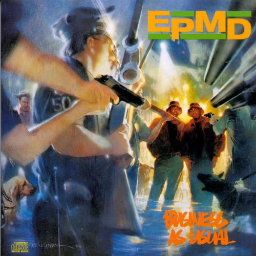 Smart Cover Reviews >> Business as Usual - EPMD | Songs, Reviews, Credits | AllMusic