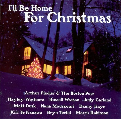I Ll Be Home For Christmas Quotes: I'll Be Home For Christmas [Decca]