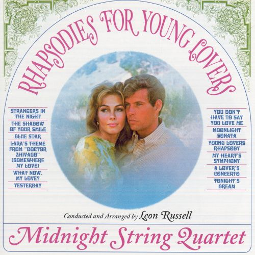 Rhapsodies for Young Lovers