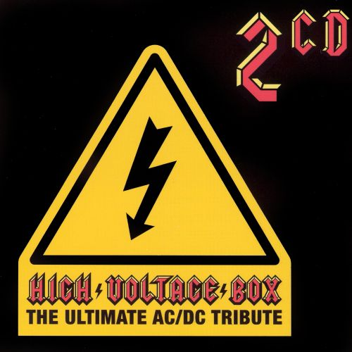 High Voltage Box: The Ultimate AC/DC Tribute
