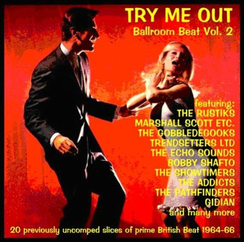 Try Me out: Ballroom Beat, Vol. 2