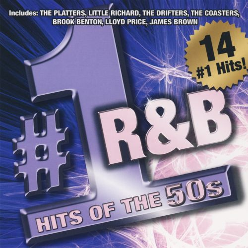 Number 1 R&B Hits of the 50s