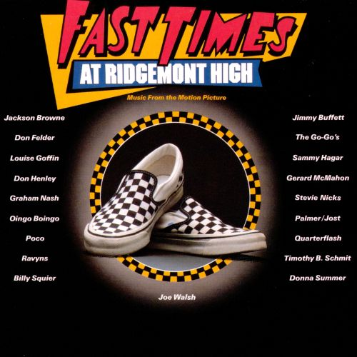 Image result for fast times at ridgemont high soundtrack