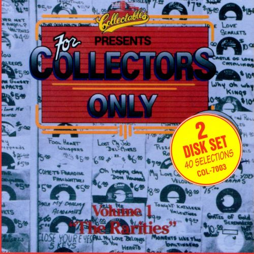 For Collectors Only: The Rarities, Vol. 1