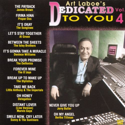 Art Laboe's Dedicated to You, Vol. 4