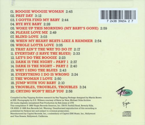 Do the Boogie! B.B. King's Early '50s Classics