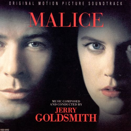 Malice Jerry Goldsmith Songs Reviews Credits Allmusic