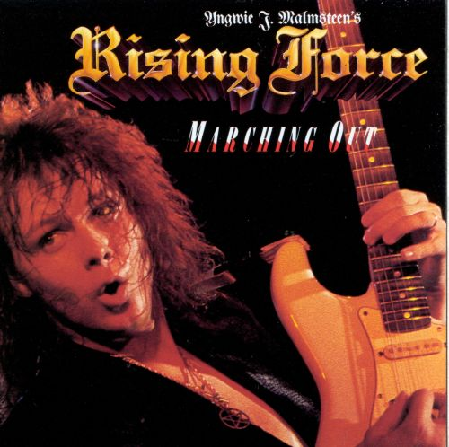 Marching Out - Yngwie Malmsteen, Yngwie J. Malmsteen's ...