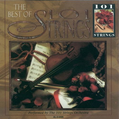Best of 101 Strings [Madacy]