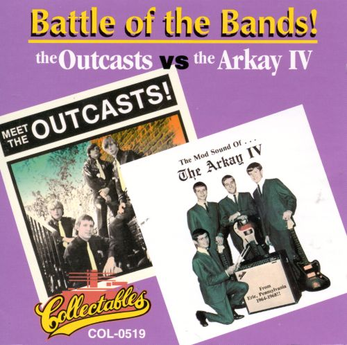 Meet the Outcasts!/The Mod Sound of the Arkay IV