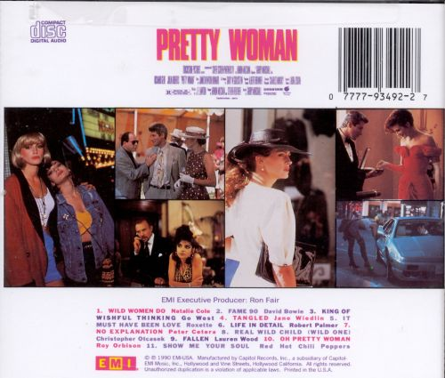 Pretty Woman Soundtrack 23