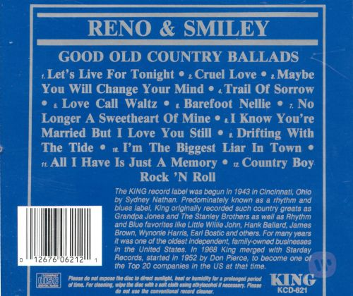 Good Old Country Ballads