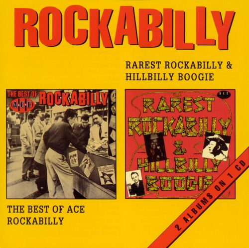 best rockabilly compilation