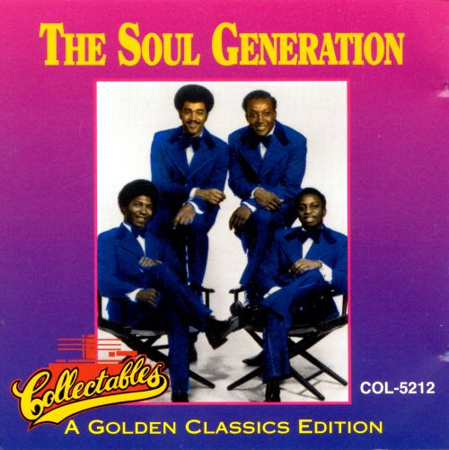 The Soul Generation: A Golden Classic Edition