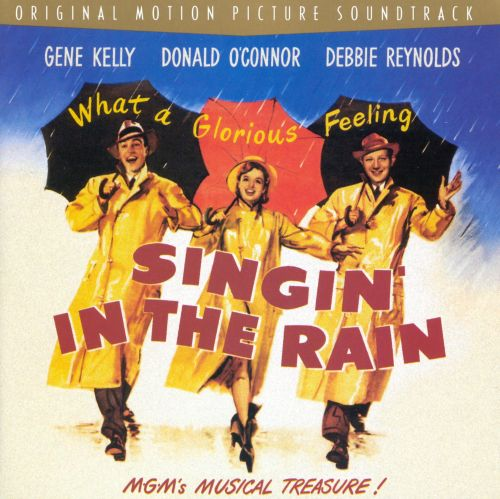 Singin In The Rain Original Soundtrack