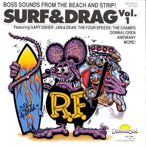 Surf & Drag, Vol. 1