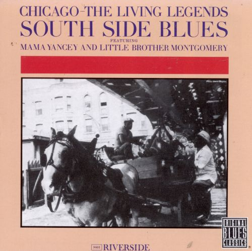 Chicago: The Living Legends (South Side Blues)