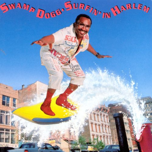 Surfin' in Harlem