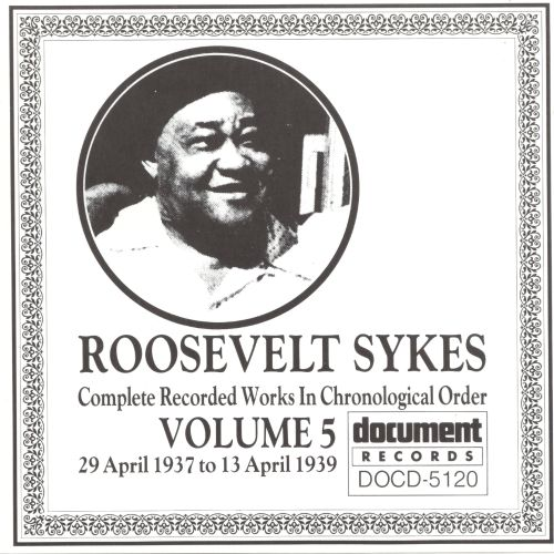 Complete Recorded Works, Vol. 5 (1937-1939)