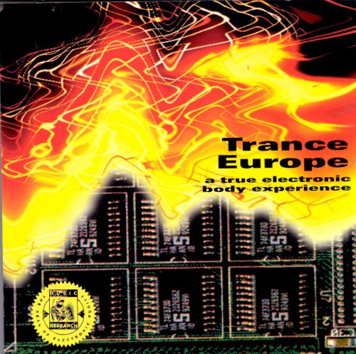 Trance Europe, Vol. 1: Electronic Body Experience