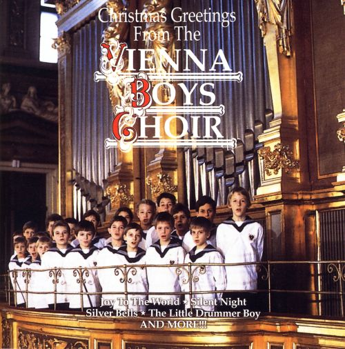 Christmas Greetings from the Vienna Boys Choir - Vienna Boys ...