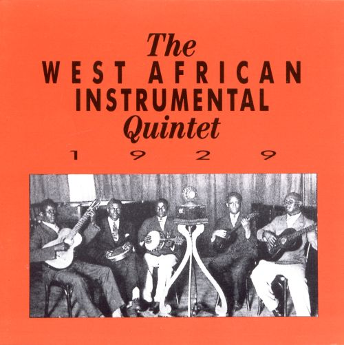 Image result for West African Quintet