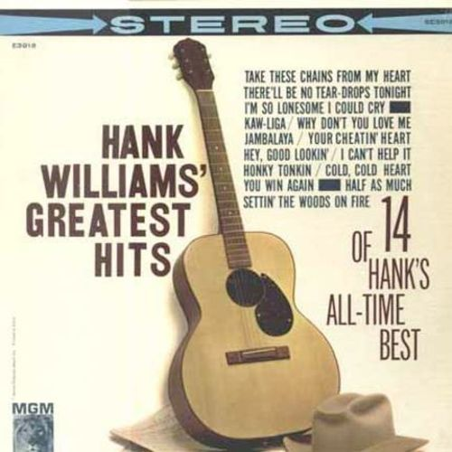Image result for hank williams greatest hits albums images