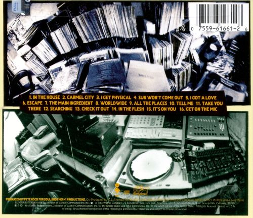 the main ingredient pete rock download