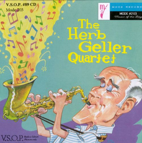 The Herb Geller Quartet