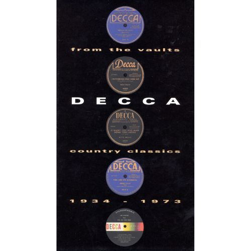 From the Vaults: Decca Country Classics