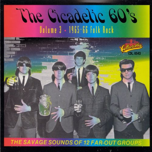The Cicadelic 60's, Vol. 3: Don't Put Me On!